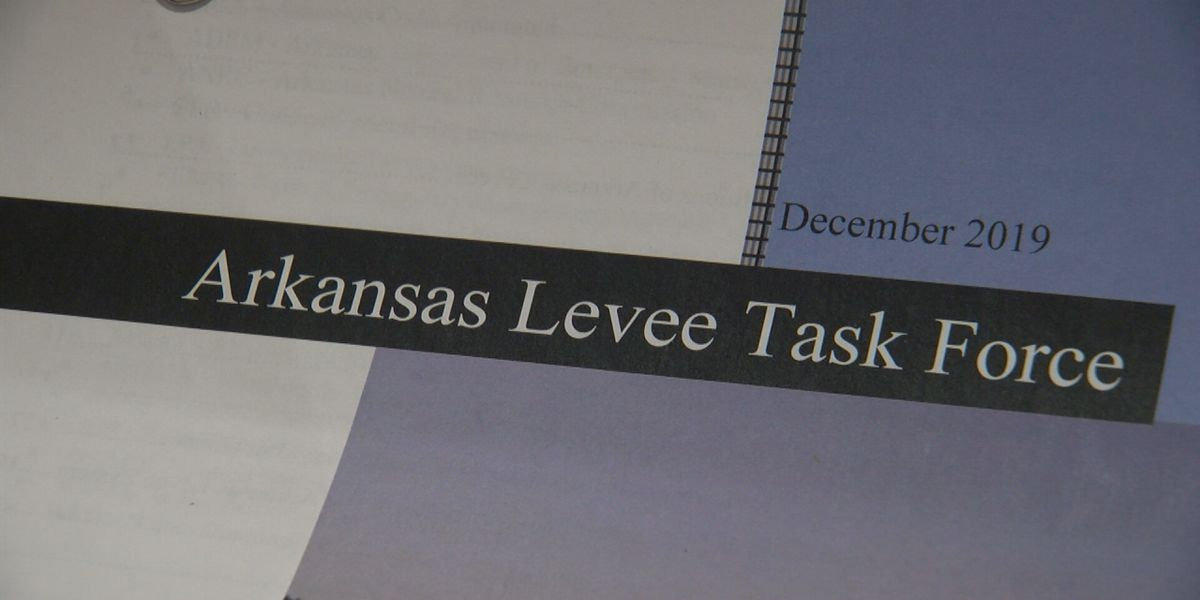 Levee Task Force presents findings to Gov. Hutchinson