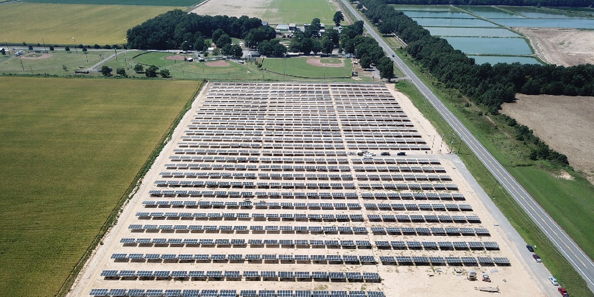 Public meeting to discuss solar power project