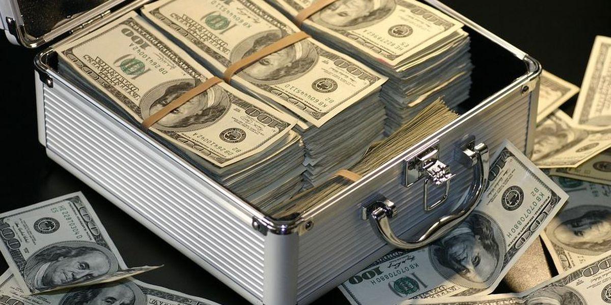 Dyersburg man wins $2 million playing lottery